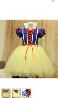 Looking for snow white dress 2T