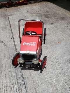 可口可樂車