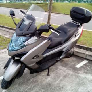 Kymco Myroad 700i for sale