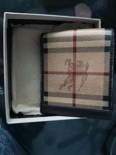Burberry Wallet Men