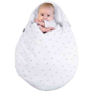 COMFORT BREATHABLE BABY THICKENING SLEEPING BAG 66.00 x 44.00 x 3.00 cm