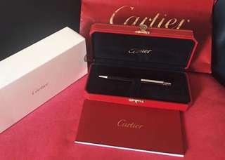 Cartier Santos De Cartier Pen