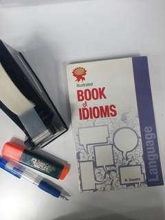 Book of Idioms