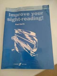 🚚 Sight-reading for grade 1