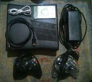 Xbox360 Slim jtagged