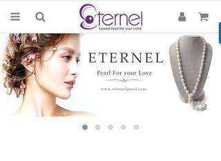 珍珠首飾 Eternel Pearl