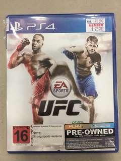 Playstation 4 UFC (Used)