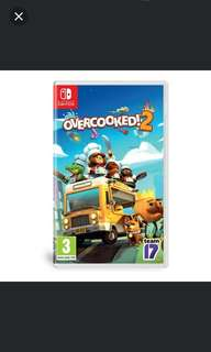 Switch Overcooked! 2 (07/08/18)