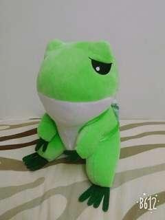 🚚 旅行青蛙🐸🐸背書包出遊囉~