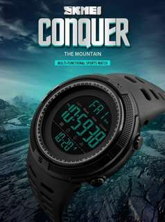 SKMEI CONQUER AUTHENTIC WATCH
