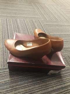 Deflex comfort wedges shoes