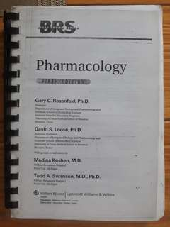 Pharmacology BRS