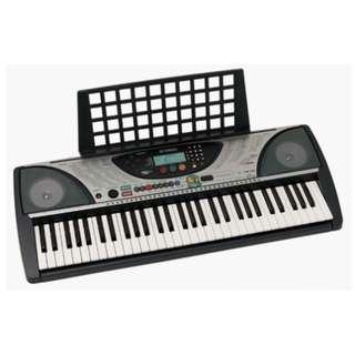 Yamaha PSR240 61-Note Touch-Sensitive Portable Electronic Keyboard