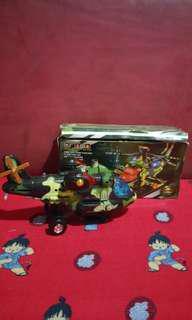 Mainan pesawat2an
