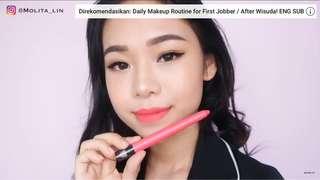 Maybeline lip gradation