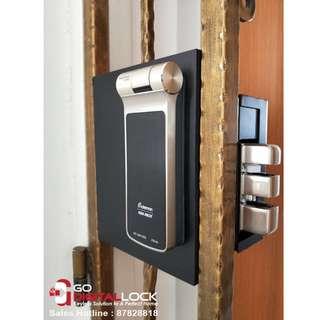 Gateman Z10-ih Fingerprint Digital Lock for HDB Main Door & Gate at $799 (Call 87828818)