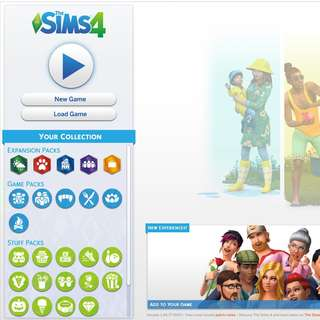 SIMS 4 (PC) - WITH ALL DLC