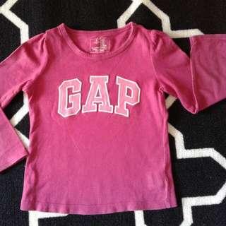 Garage Sale Baju Anak! Gap Pink 3-4y