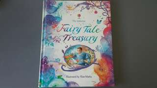 BN Usborne Fairy Tale Treasury