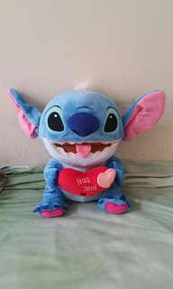 Boneka lilo stitch