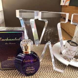 Enchanted perfume oil base body spray 50ml