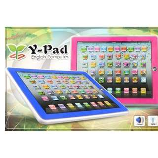 YPAD Learning Toy for kids