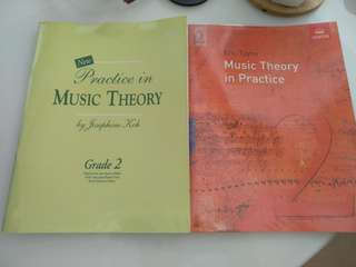 🚚 Music theory-grade 1