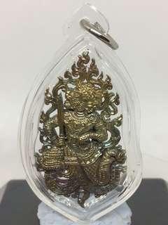 LP Rak. Hanuman. Serial no:1386. Wat Sutthawad Wipatsana. 2556. $40