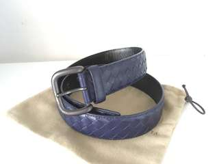 Bottega Men Belt 80cm
