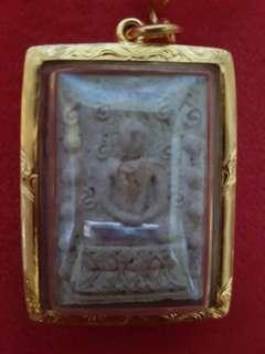 Phra somdej wrap in 916 gold