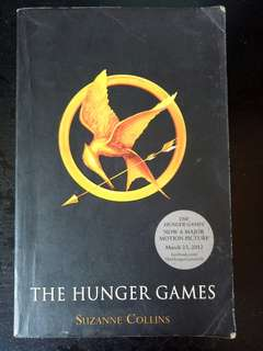 Suzzane Collins: The Hunger Games