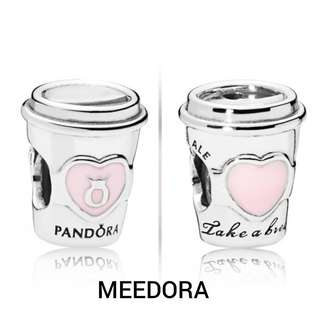 DRINK TO GO CHARM PANDORA