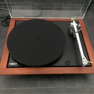 Rare Rega P25 Turntable with Cambridge Audio Phono Stage and Pangea Power Supply