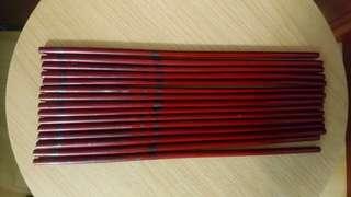 漆筷子7對