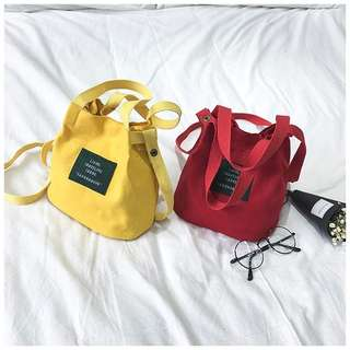 Mini Bucket slingbag