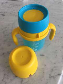 Tupperware cup convertible