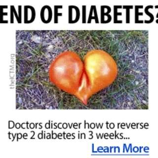 Reserve diabetes yourself !