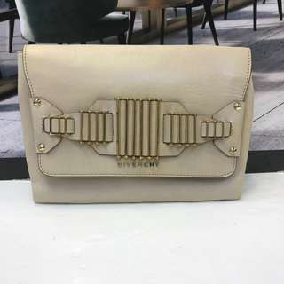 Givenchy Leather Clutch