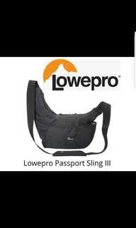 Lowepro Passport Sling lll