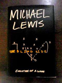 Michael Lewis: The Blind Side (Hardbound)
