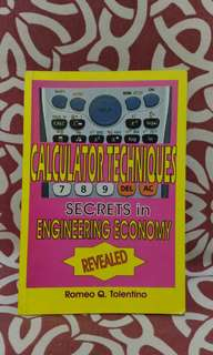 📚Engineering Economy Calculator Techniques
