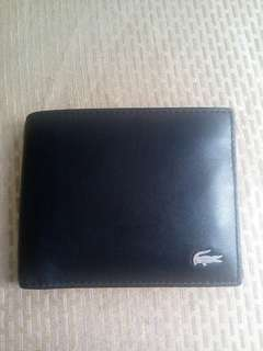 Orig Lacoste Wallet For Men