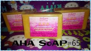 Aha soap
