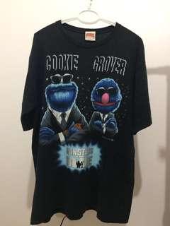 Vintage Cookie & Grover (c) 1998