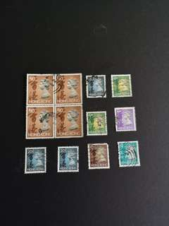 B26 Hong Kong Stamps