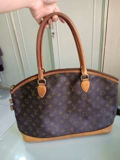 authentic Louis Vuitton Lock It horizontal