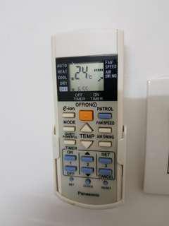 Air Cond - Panasonic 1.0hp (CS-C9QKH)