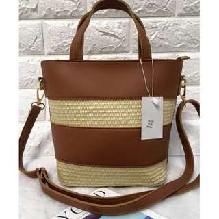 Sling Bag w Handle (more colors on profile)