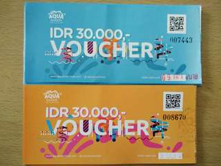 Voucher Aqua Boom Waterpark