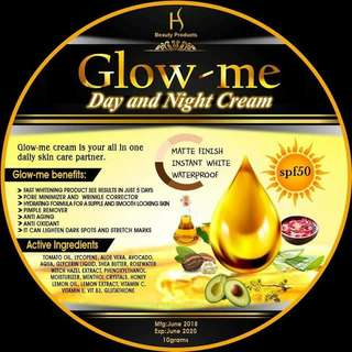 GLOW ME DAY AND NIGHT